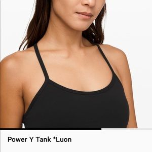 lululemon athletica Tops - Lululemon power y tank